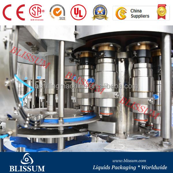 Complete Line Automatic Pet Bottle Alkaline Water Bottling Plant ...