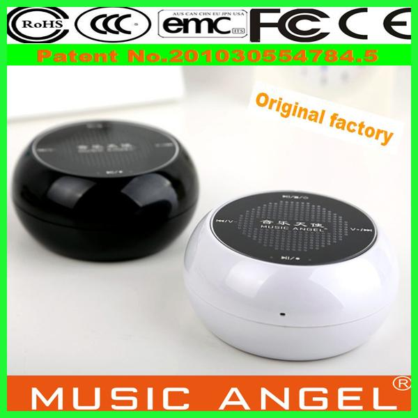 Mini PC música original Ángel JH-MAQ5BT mini enceintes altavoces blutooth