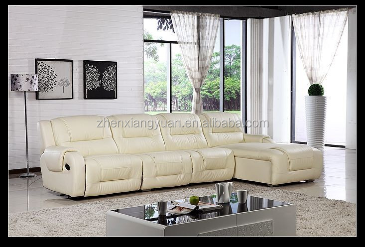 White Leather Recliner Sofa, White Leather Recliner Sofa Suppliers ...