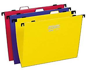 Oxford(R) 2-In-1 Poly File Folder, Letter Size, Assorted Colors, Pack Of 10