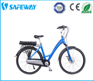 HOTSELLING! FASHIONAL FANTASTIC FEMALE E-BIKE GT-F719