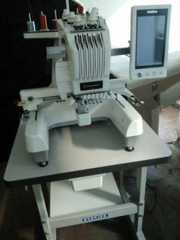 Brother Stickmaschine Modell 650