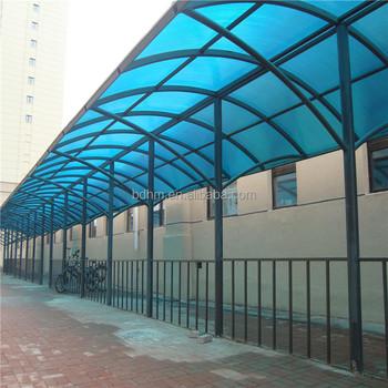 Mobil Garasi Polikarbonat Atap Untuk Mobil Gudang Buy