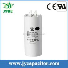 100UF CBB60 capacitor 105j 250v