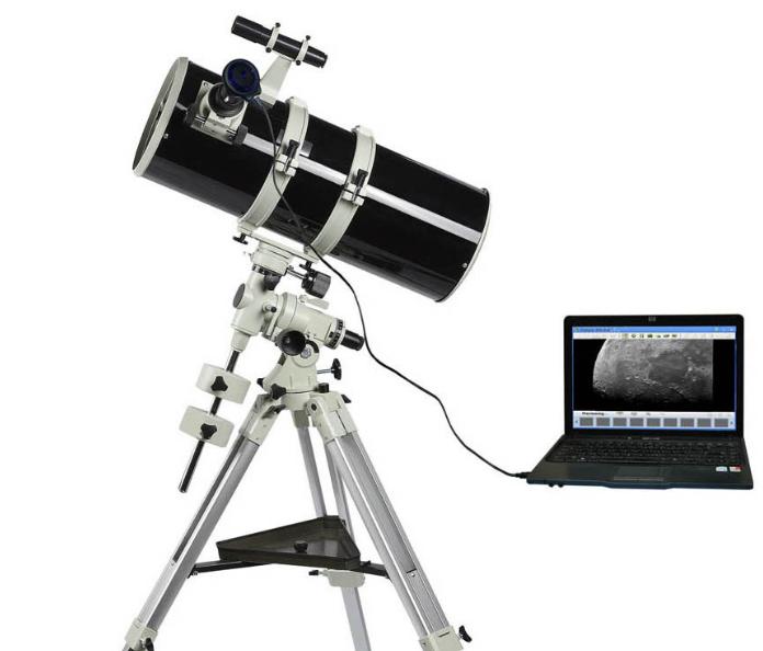 JAXY Профессиональный цифровой рефракторный астрономический телескоп WT800203EQ используется для наблюдения за небом