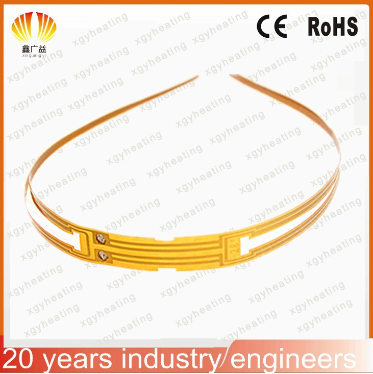12 volt car heater incoloy heating element