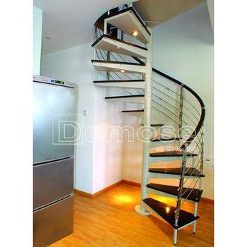 Escaleras En Espiral Diseño De La Parrilla Para Espacios Pequeños Con Decoración De Hierro Forjado Pasamanos De La Escalera Interior Buy Escalera De