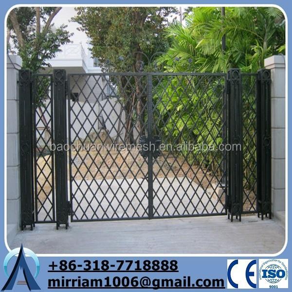 wrought iron gates puertas de jardn