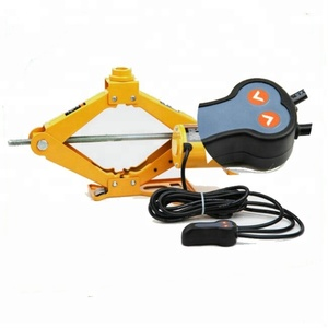 High Quality Car Emergency Tools 2 Ton 12 V Electric Portable Car Lift Jack with CE ROHS Certification WX-2TA