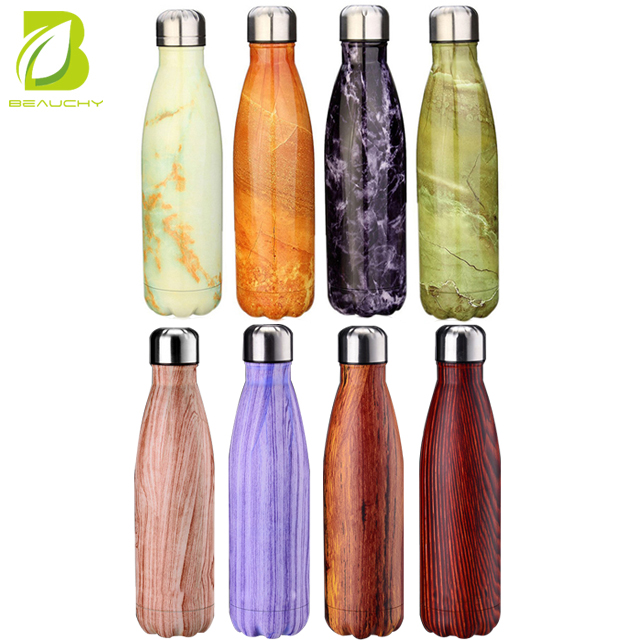 2018 HOT SELLING Amazon Wedding Promotional Wedding Gift Sports / Vacuum Insulated Stainless Steel Water <strong>Bottle</strong>