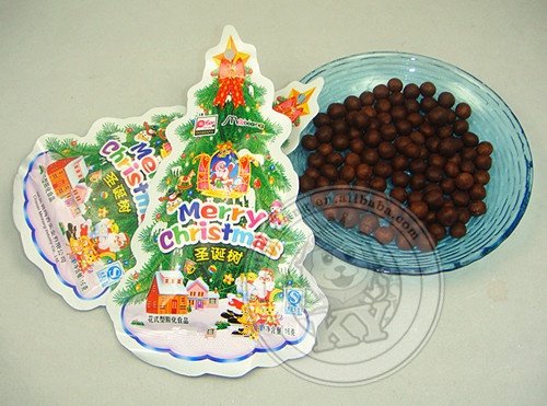 Xmas Tree Make Sour Bombs Candy