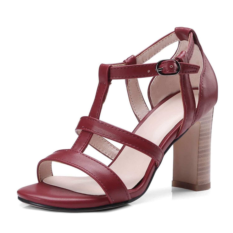 b3ed7f39b89493 Get Quotations · New-Loft Heels Sandals Heel Party Lady Dress Designer Shoes  Big Size Sandales