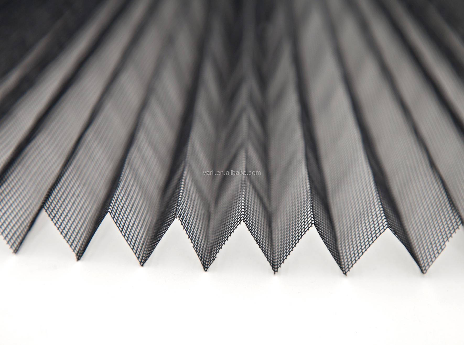Euro market top quality factory supply 18x16 PVC Plastic Coated Fire Resistant Fiberglass Window Screen