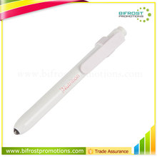 Custom Aluminum Led Light Ophthalmic Doctor Medical Pen Torch
