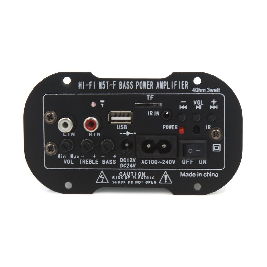 Cheap 3w Audio Amplifier Board Find Deals Pam8403 Mini Digital Hifi 5v Stereo 2 Channel Get Quotations Uxcell Dc 12v 24v Receiver Power Module For Car