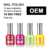Super Shining Brands Waterproof Stamping Organic Gel Nail Polish