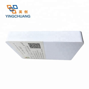 Solid PVC Plastic Sheet 15mm Hard PVC Plastic board for Advertisement Sign