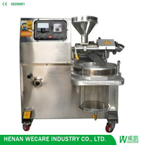 small commercial edible oil press machine/cooking oil making machine/electric oil machine
