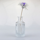 50ml 100ml 200ml Aromatherapy Reed Diffuser Glass Bottle dry flower essential oil cane indoor perfume volatile