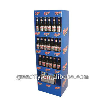 Wine Coors Stack 359*600 Display For Wine Bottles