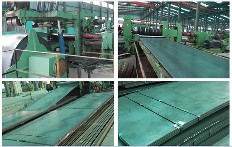 hot rolled price nm400 wear resistant steel plates
