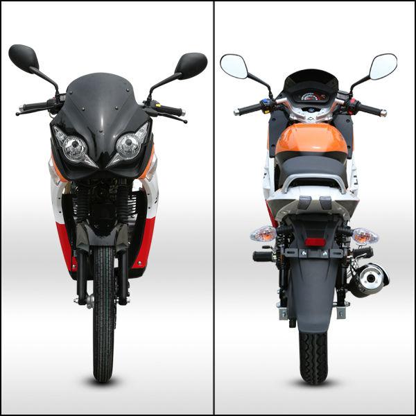 chinois pas cher 50cc moto vente 4 maladies air de refroidissement led compteur de vitesse. Black Bedroom Furniture Sets. Home Design Ideas