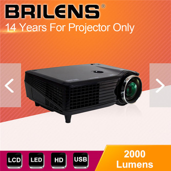 Professional holiday fireworks projector