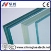 Building Grade PVB Film Laminated Safety Glass with CE Cetification