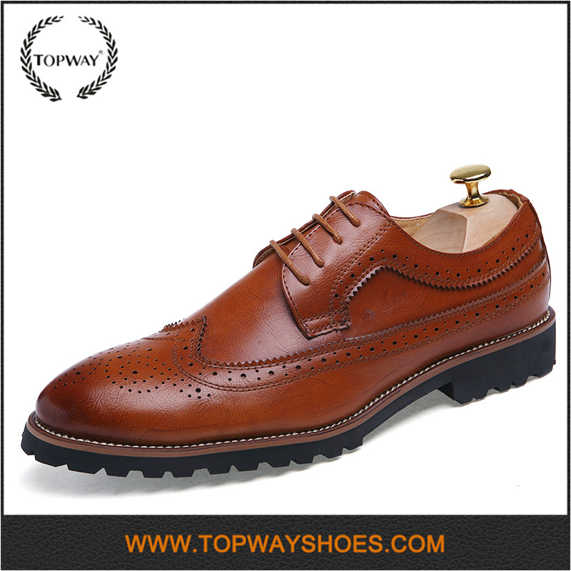 Men Business Formal Leather Casual Shoes