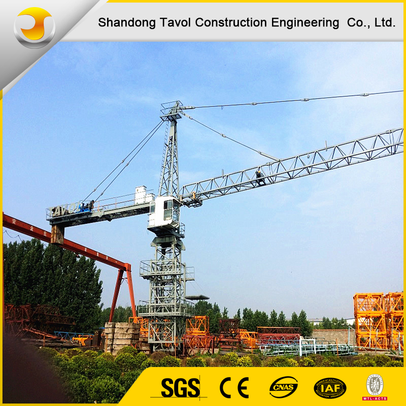 tower crane spare parts for 120m height tower crane