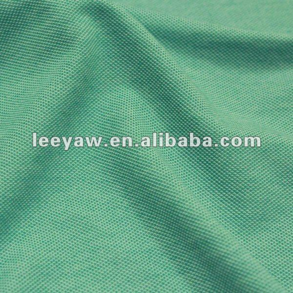 Interlock fabric made of 53% poly Talenti cool, 28% rayon and 19% cotton
