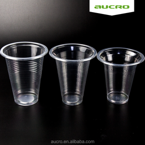 raw material for beverage/drinking snack cup/disposable plastic mason jar cups