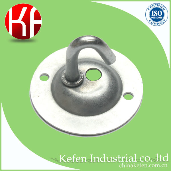 steel galvanized junction box cover plate