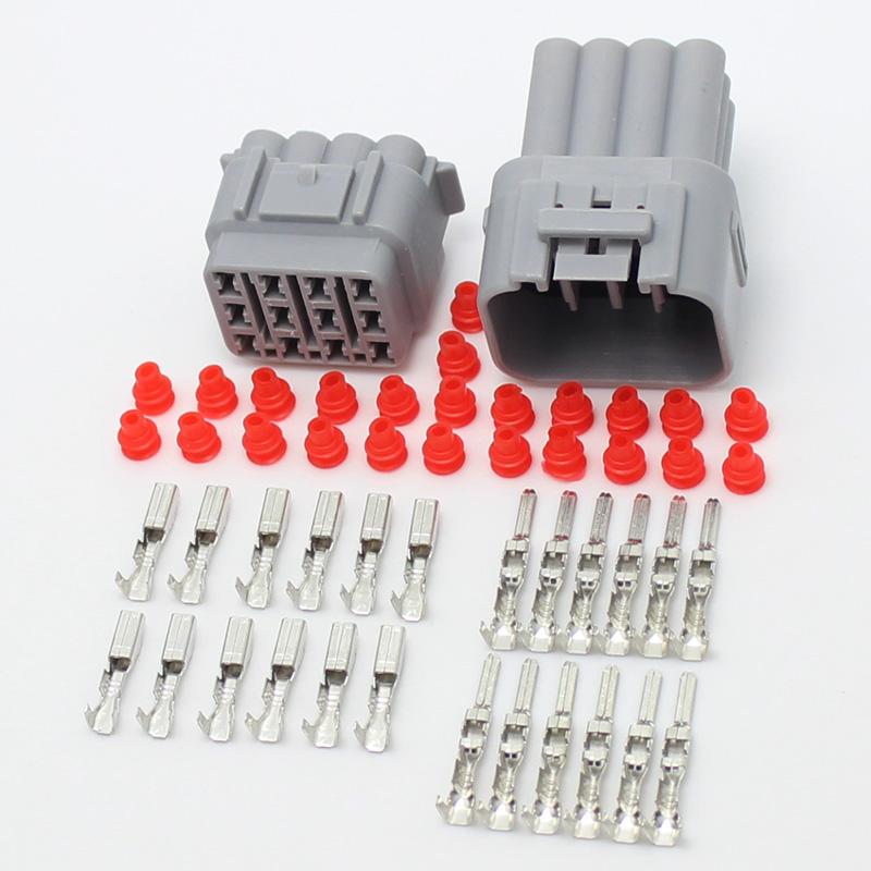 connecteur 12 broches
