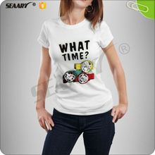What Time? Watches Transfer Paper Heat Transfer Printing
