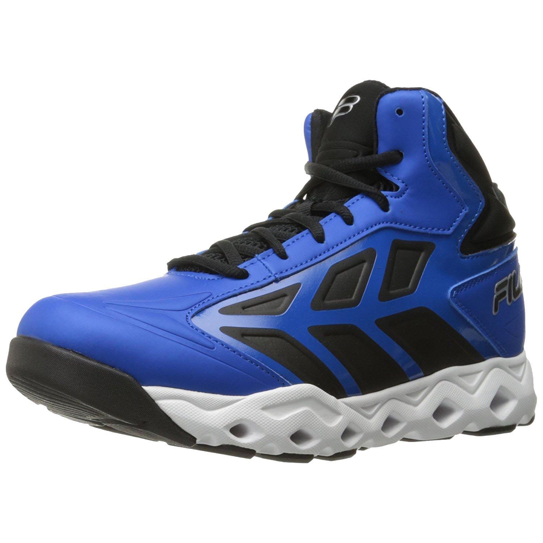 Fila TORRANADO Men's Mid Top Athletic Basketball Shoes