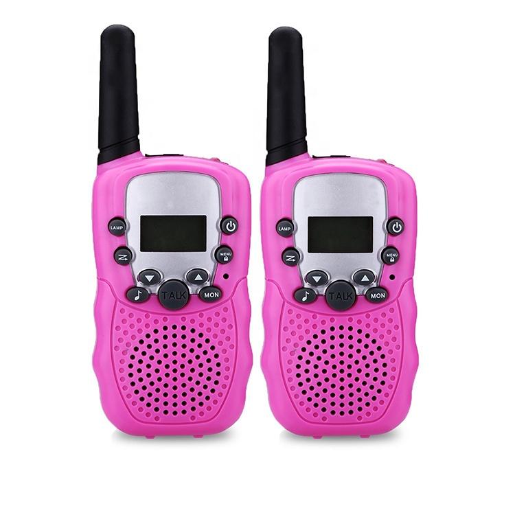Kids 워키 토키 두 Ways Radio Toy 무 토키 대 한 Kids 3 Miles Range 22 채널 u는-seek 지은 에 Flash 빛
