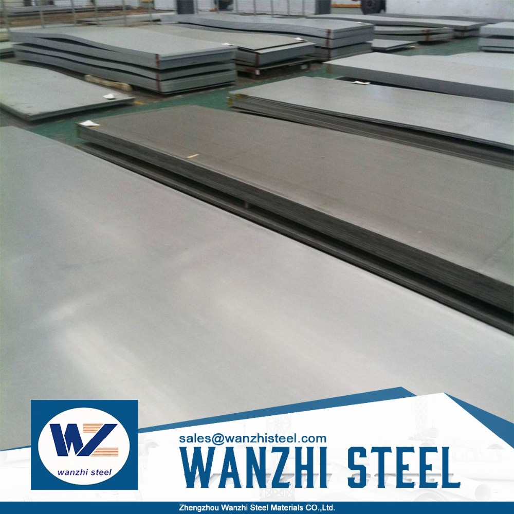Free Samples Cold Rolled Aisi 409 430 2D Sus430 Stainless Steel Plate Price per kg