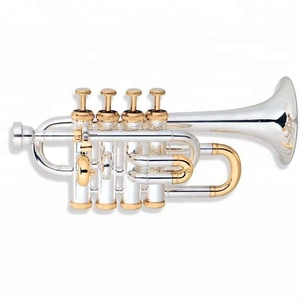Piccolo Trumpet / High Grade Piccolo Trumpet/ Two color Piccolo Trumpet