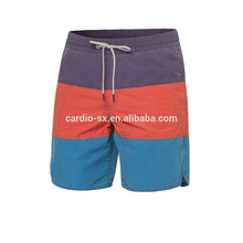 mens oem service Lake Blue+Purple+Watermelon Red color boardshorts plus size swimwear african print
