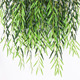 110cm hanging plants artificial weeping willow leaves branches for sale Artificial Willow Branch