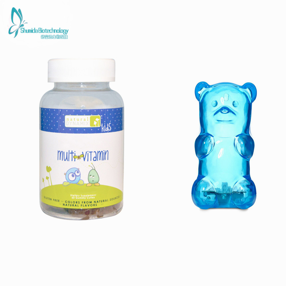 Health supplements private label funny gummy hair growth vitamin c gummies