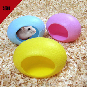 Stock :Pet Products Plastic Hamster Nest