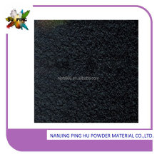 Exterior paint black powder coating spray color