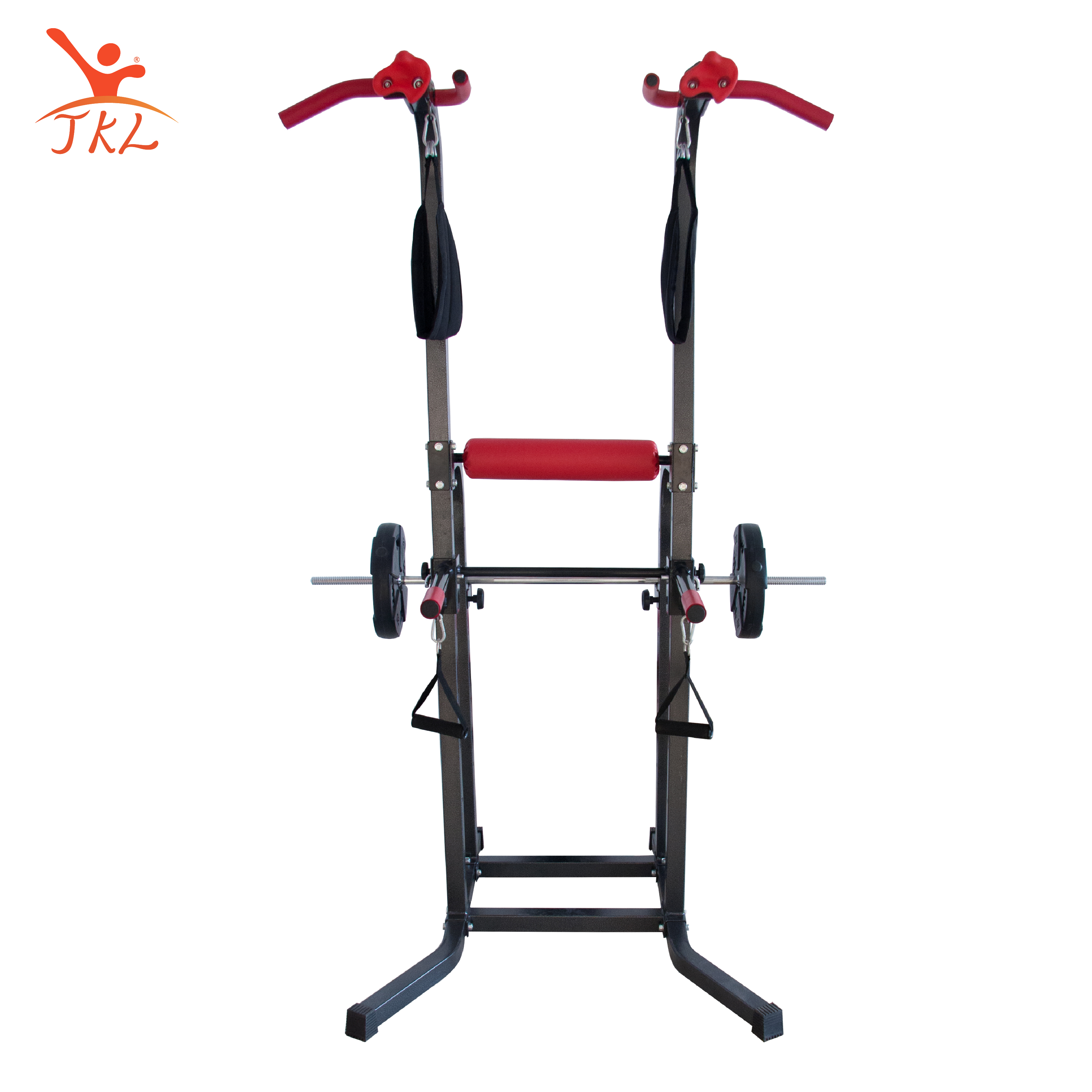 Enkele parallelle bars sport fitness apparatuur thuis horizontale bar training hoist fitness apparatuur