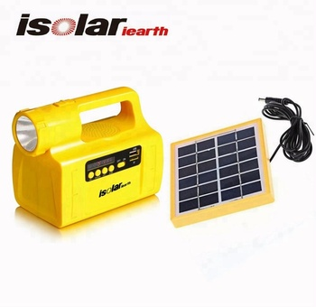 Mini Ceiling Light Solar Energy System With Speaker Radio Solar Energy Kit  Kit Panel Solarpower Kit - Buy Solar Power Kit,Solar System Ceiling