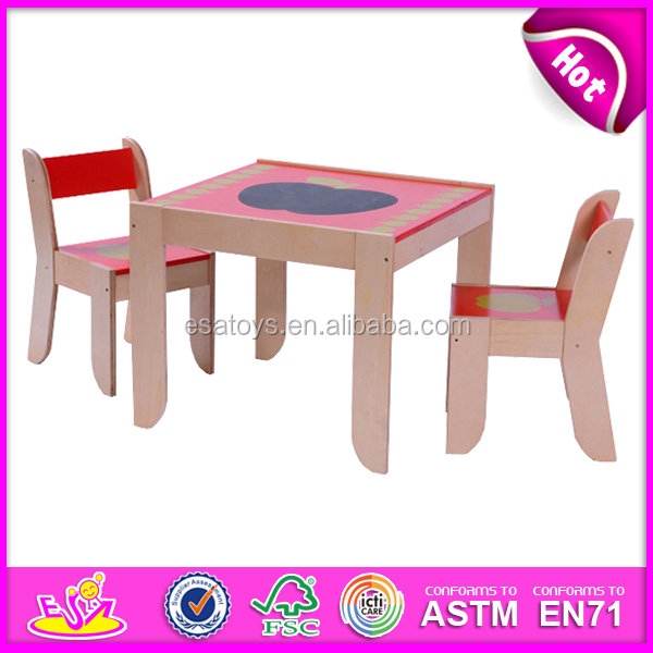 Awesome Table With Two Stools School Chair For Kids Colorful Wooden Toy School Chair For Children Hot Sale Wooden School Chair Wj278604 Buy School Ncnpc Chair Design For Home Ncnpcorg