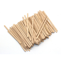 Wood Coffee Stirrers Stir Sticks for Tea and Hot or Cold Beverages