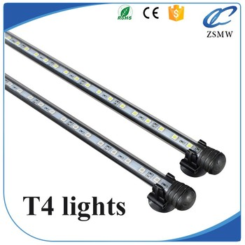 Color changeable or RGB Diameter 18mm glass t5 led aquarium tube t8 led aquarium light