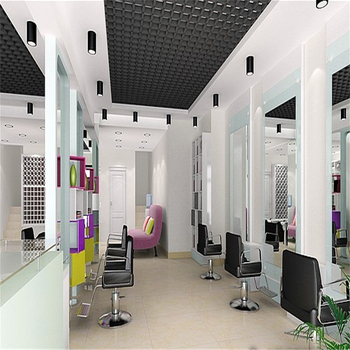 Barber Shop Interior Design Hair Salon Store Furniture Wholesale